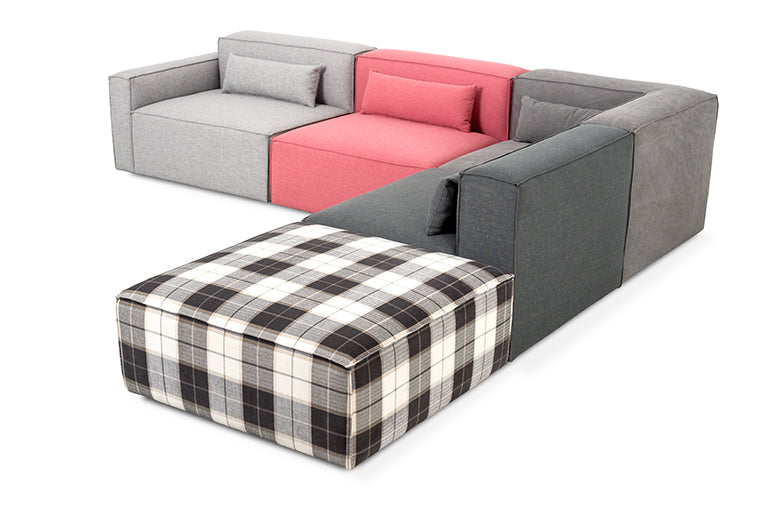 Introducing Mix - The New Modular Upholstery Collection from Gus* Modern