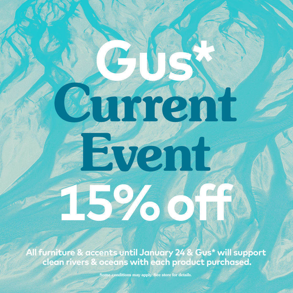 New Year, New Gus* Modern Sale
