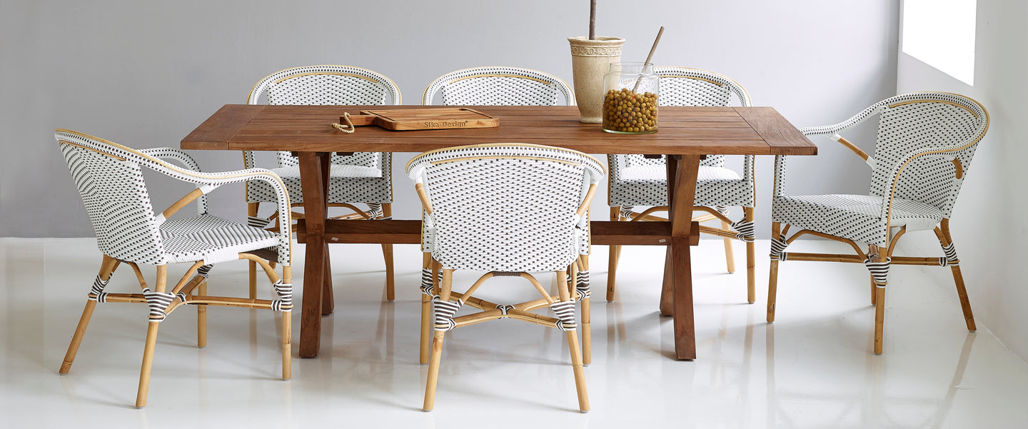 Sika Design Handmade Rattan Furniture | touchGOODS
