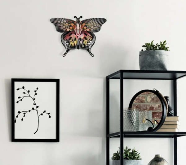 Miho Unexpected Things butterfly