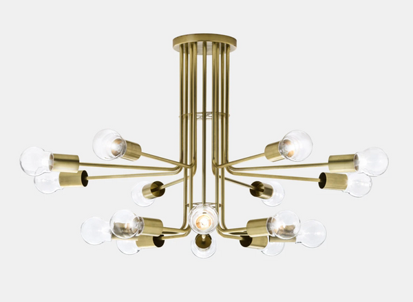Il Fanale ASTRO 16 Light Chandelier