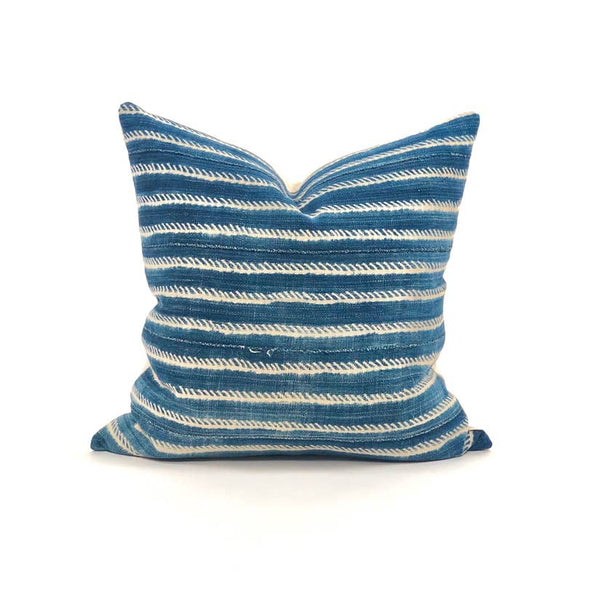 Bend Indigo Lumbar Pillow
