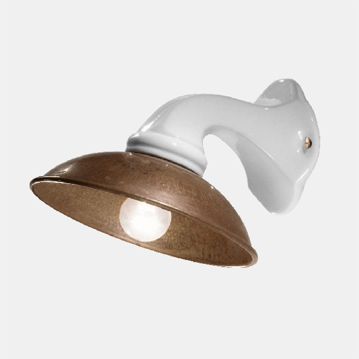 Il Fanale MINI Wall Light 064.05.OC | touchGOODS