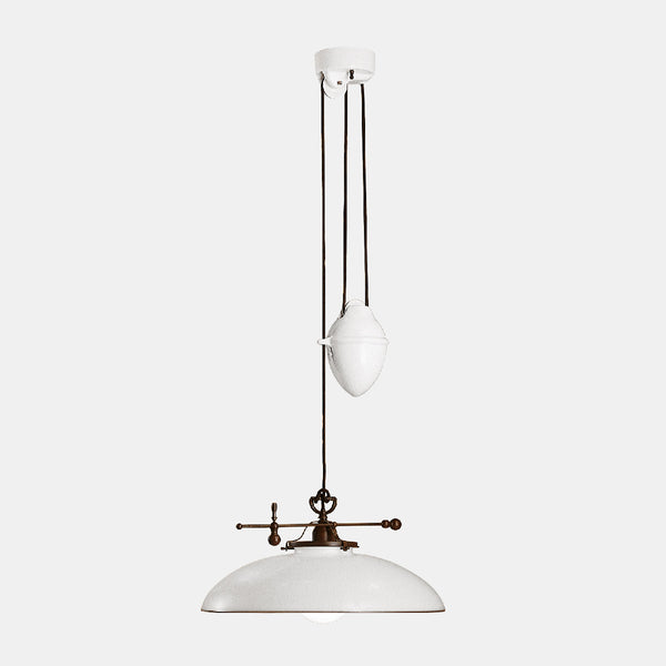 Il Fanale COUNTRY Pulley Pendant 080.11.OV | touchGOODS