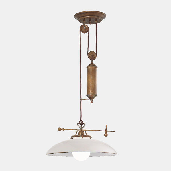 Il Fanale COUNTRY Pulley Pendant 080.12.OV | touchGOODS