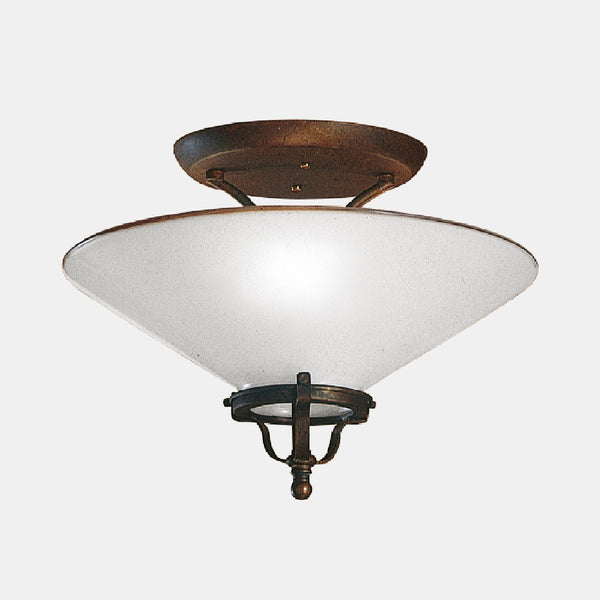Il Fanale COUNTRY Ceiling Light 081.02.OV | touchGOODS