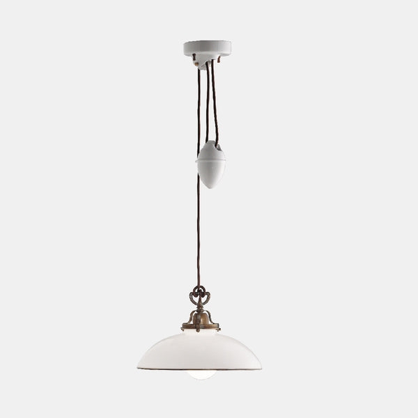 Il Fanale COUNTRY Pulley Pendant 082.11.OV - touchGOODS