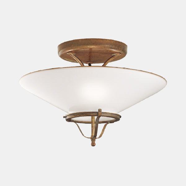 Il Fanale COUNTRY Ceiling Light 083.02.OV - touchGOODS