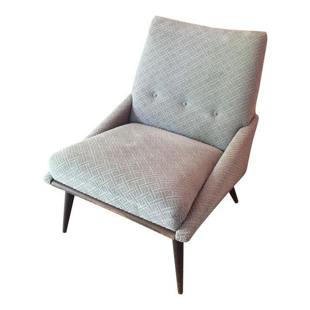 Mid-Century Low Lounge Chair | touchGOODS