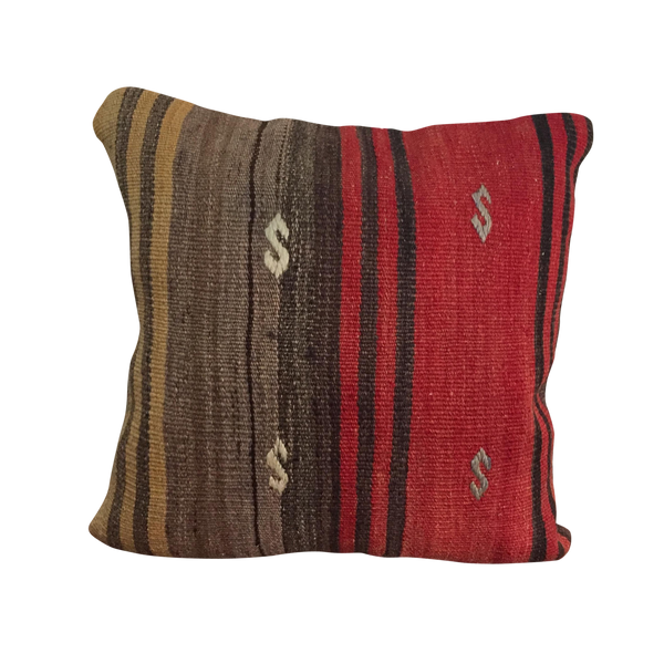 Vintage Kilim Throw Pillow | touchGOODS - touchGOODS