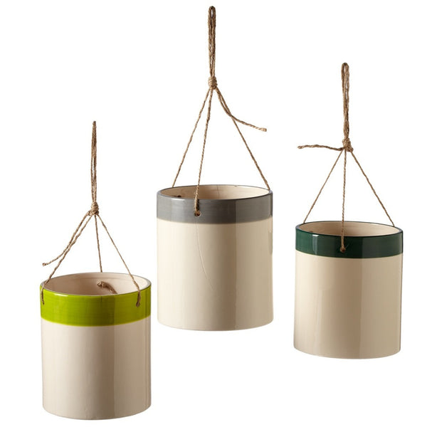 Hanging Stripe Pot - touchGOODS