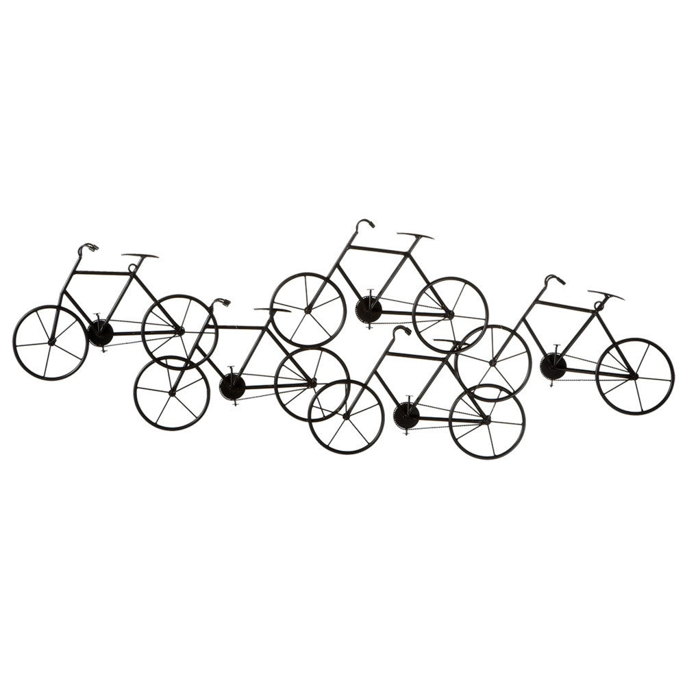 Multi Bicycle Wall Decor - touchGOODS