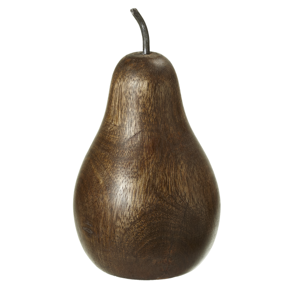 Large Carved Pear | touchGOODS