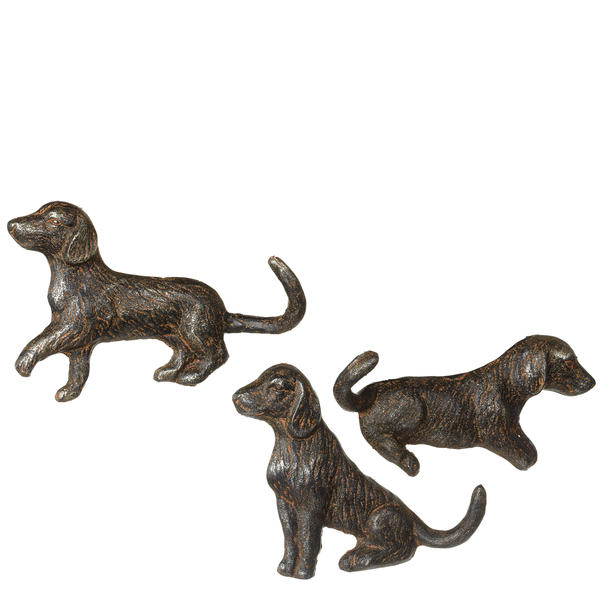 Cast Iron Dog Wall Hooks | touchGOODS