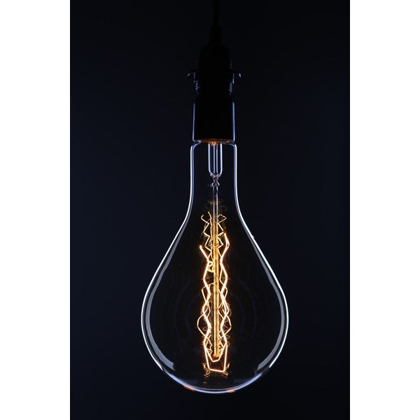 Oversized Vintage Bulb - Zigzag Filament | touchGOODS