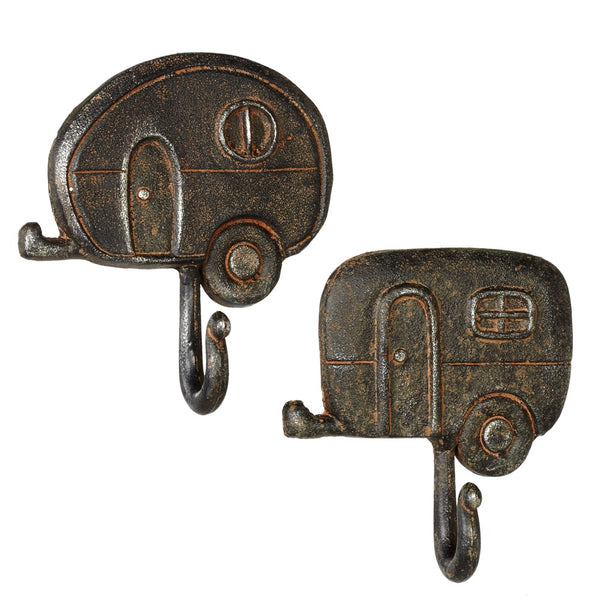 Cast Iron Camper Wall Hook | touchGOODS