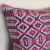 Purple & Magenta Vintage Kilim Throw Pillow | touchGOODS | touchGOODS