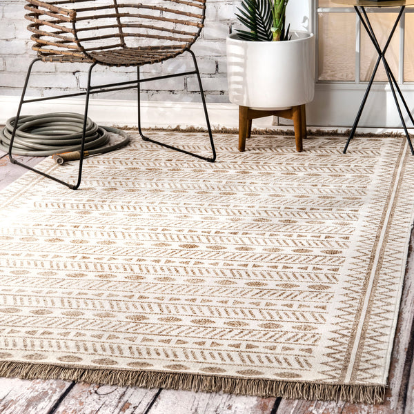 Indoor/Outdoor Tribal Angie Rug