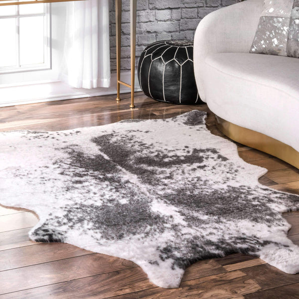 Halina Faux Cowhide | touchGOODS