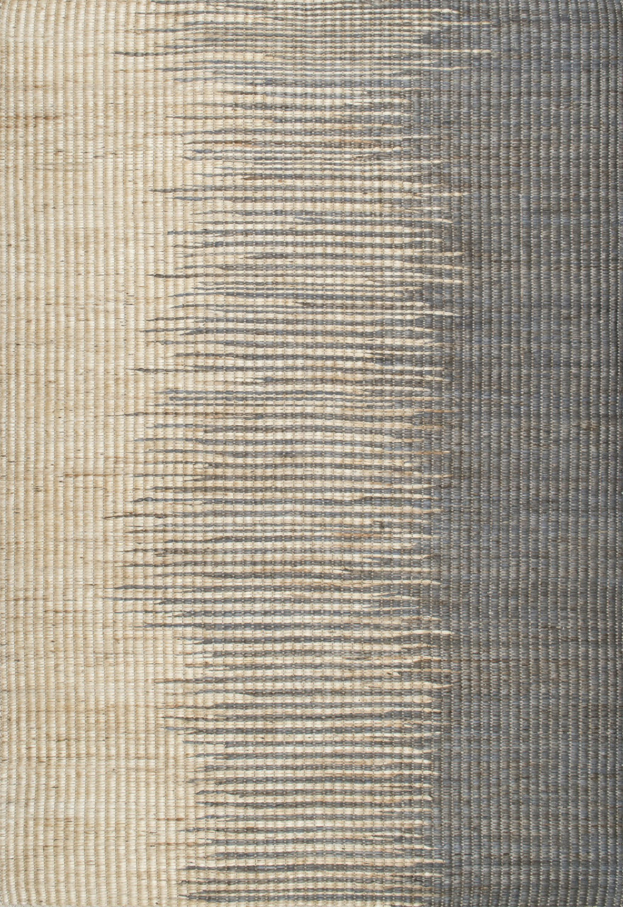 Natural Fiber Flatweave Area Rug 95% Jute 5% Cotton - 5 x 8 | touchGOODS
