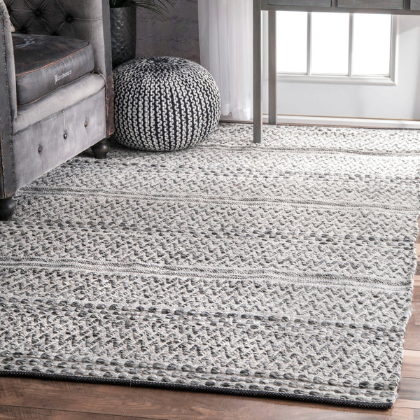 Natosha Indoor/Outdoor Chevron Rug 4 x 6