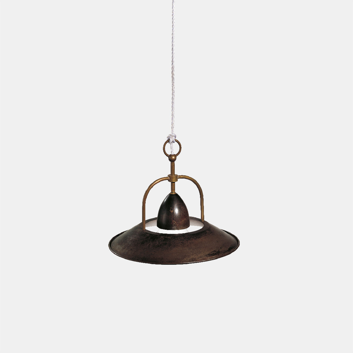 CASCINA Pendant - Iron Shade 204.12.OF - touchGOODS