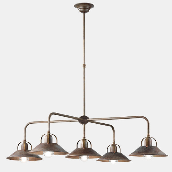 CASCINA 5 Light Pendant 204.25