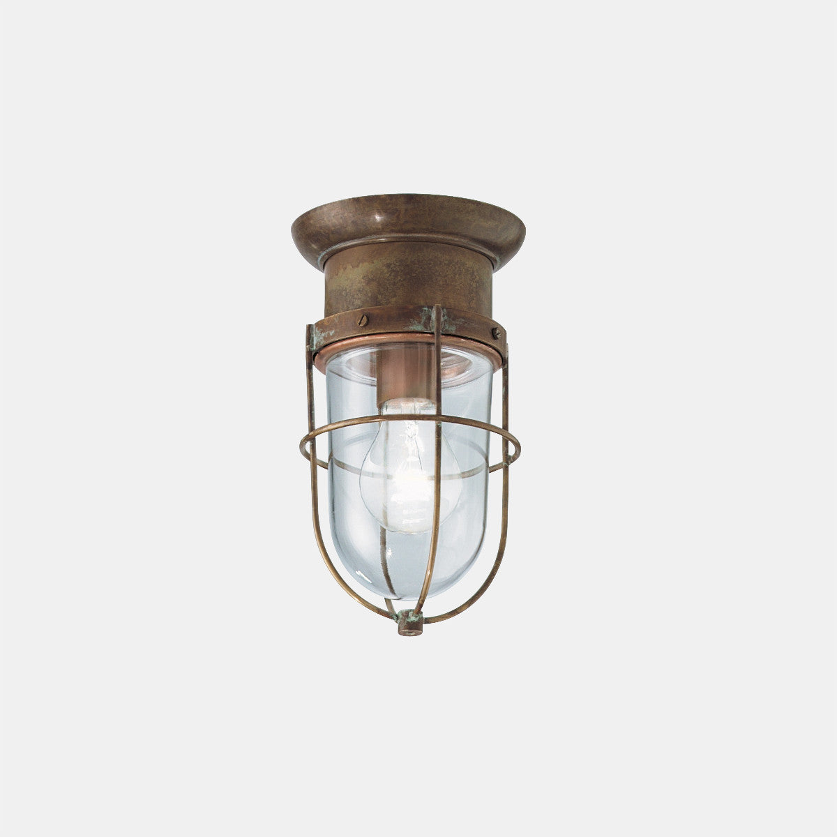 GARDEN Outdoor Ceiling Light 245.50