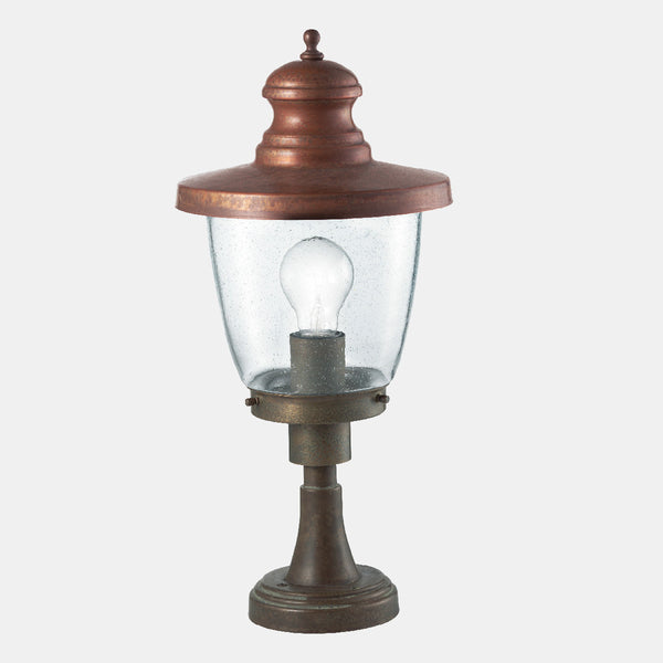 Venezia Outdoor Post Light 248.11 | touchGOODS