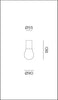 Il Fanale ASTRO Ceiling Light 276.01 | touchGOODS