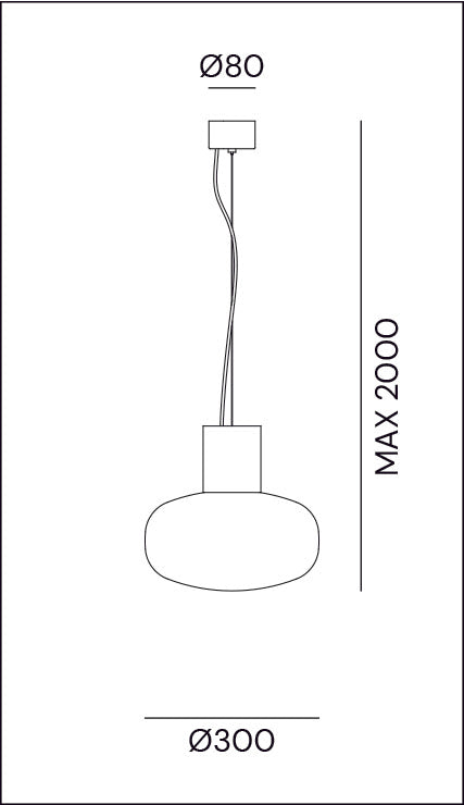 Il Fanale BLOOM Pendant Light 279.02 | touchGOODS