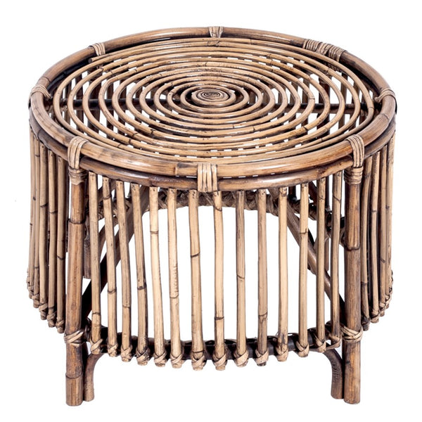 Boho Round Side Table | touchGOODS
