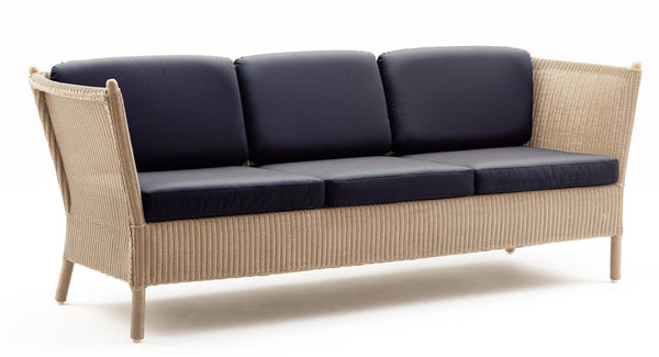 Duo 3 Seater Sofa Loom - touchGOODS