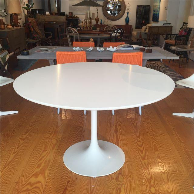 Vintage Tulip Table by Burke Inc. - touchGOODS