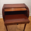 Cherry Roll Top Accent Table - touchGOODS
