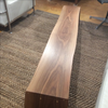 Solid Wood Live Edge Walnut Table | touchGOODS