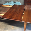 Danish Midcentury Rosewood Extension Dining Table | touchGOODS