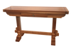Walnut Folding Console Table | touchGOODS