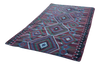 "Turkish Vintage Kilim Area Rug 8'6"" X 5'2"" 