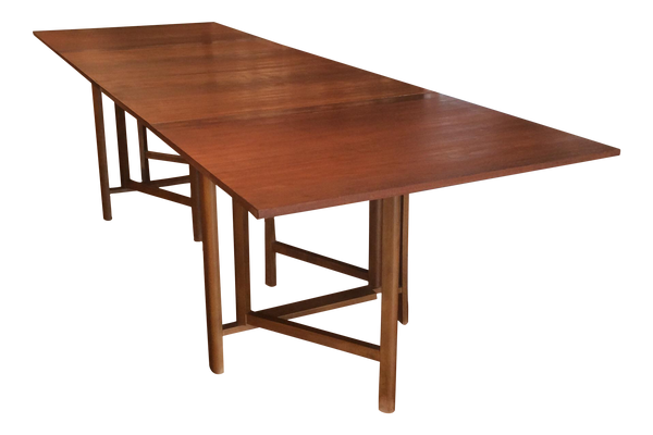 "Bruno Matthsson ""Maria"" Extension Dining Table - touchGOODS"