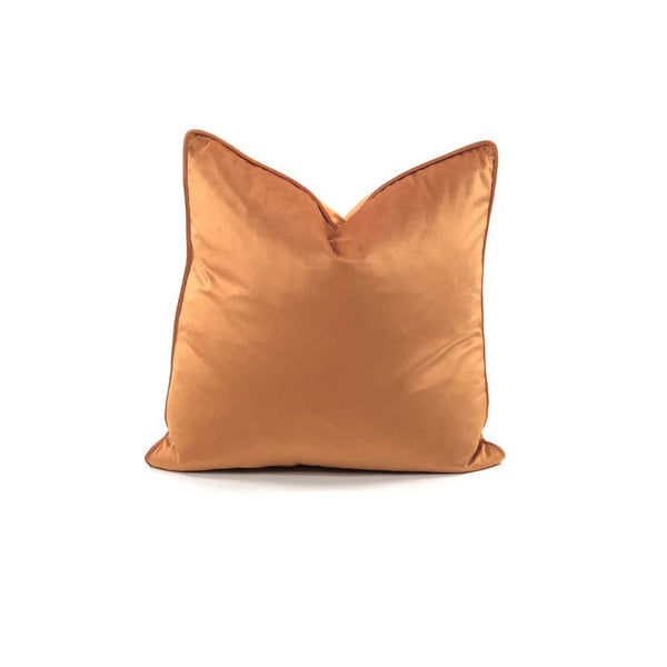 Robby Melon Velvet Pillow