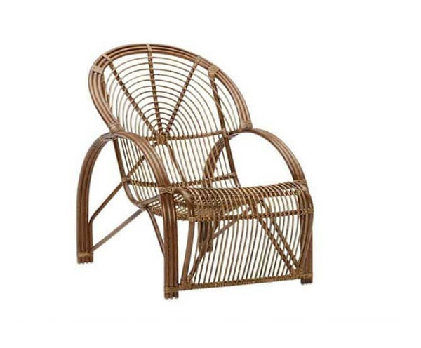 "Rattan ""Dali"" Chair by Sika Design 