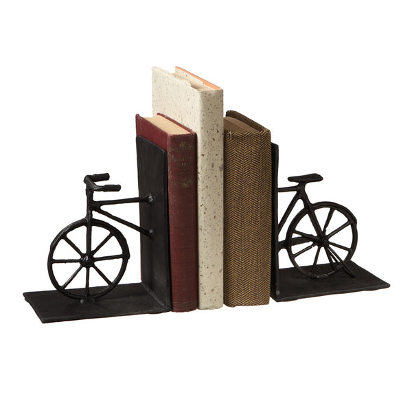 Vintage Bicycle Bookend Pair - touchGOODS