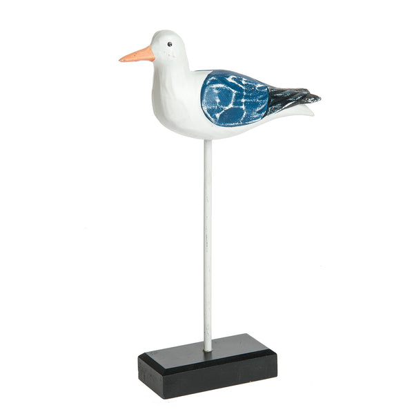 Carved Decorative Seagull - Lg | touchGOODS