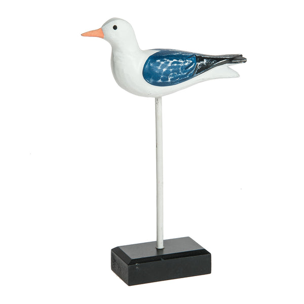 Carved Decorative Seagull - Sm | touchGOODS