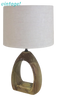 Vintage Ceramic Drip Glaze Table Lamp - touchGOODS