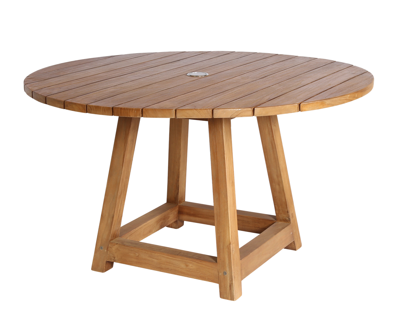 George Dining Round Table Ø 120 | touchGOODS