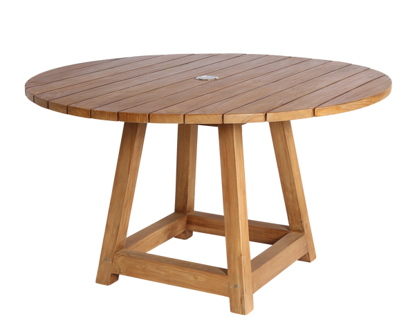 George Dining Round Table Ø 120 - touchGOODS