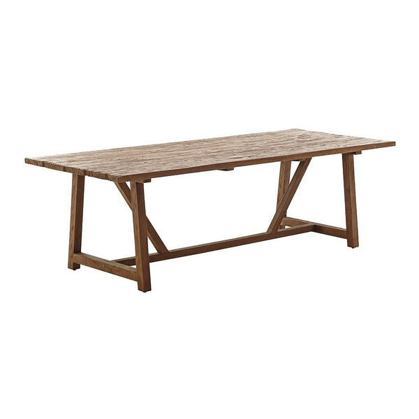 Lucas Teak Dining Table 100x240cm | touchGOODS