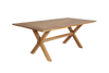 Colonial teak table 100x200cm - touchGOODS
